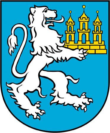 Wappen Goethestadt Bad lauchstädt