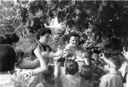 Kinderfest 1960