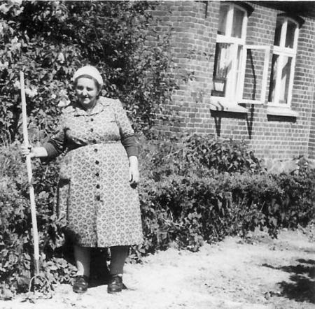 Köchin Frau Nickel