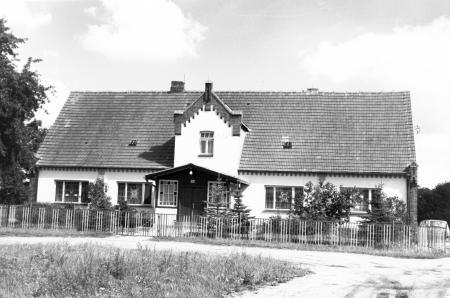 Früheres Bauerngehöft Nr. 4, Kindergarten Juli 1989