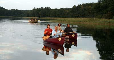 Wasserwandern Kanu 2