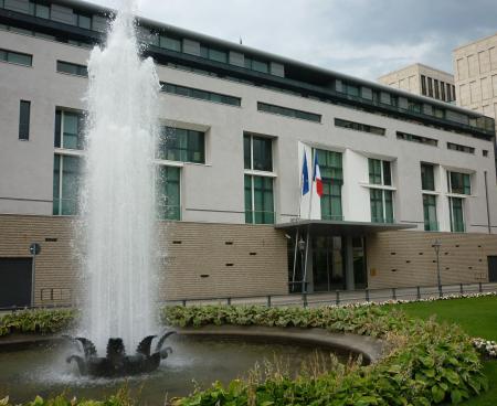 Französische Botschaft