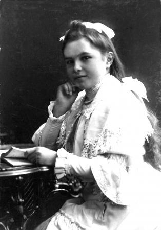 Die Tochter, Marie Louise Wedekind (geb. 11.6.1919 in Braunschweig)