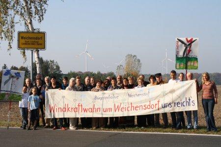 Bürgerinitiative Weichensdorf