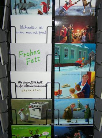 Postkarten zu aktuellen Anlässen