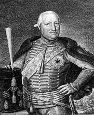 Oberstleutnant Wilhelm Sebastian von Belling