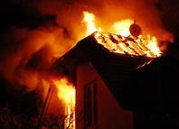 Wohnhausbrand Oschatz 1