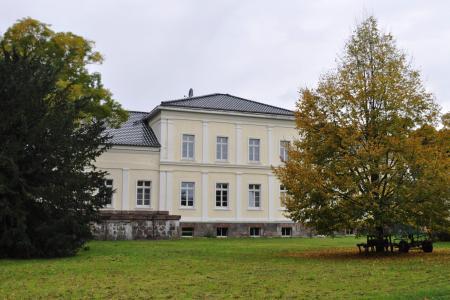 Das neue Amtshaus