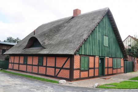 Tabakmuseum in Wuschewier