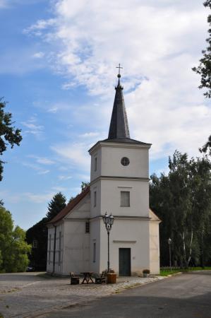 Dorfkirche von Altwustrow