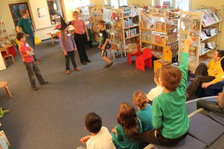 Veranstaltung in der Kinderbibliothek