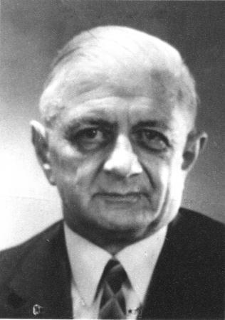 Franz Ziegler um 1970 in Rostock