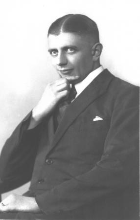 Bürgermeister Franz Ziegler