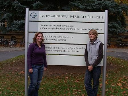 Zwei Schüler des Johanneums wurden als Teilnehmer ausgewählt