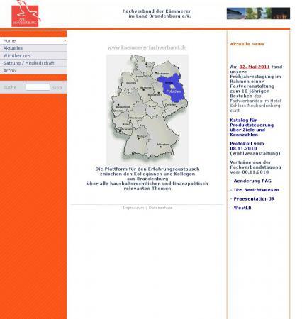 Fachverband der Kämmerei in Brandenburg