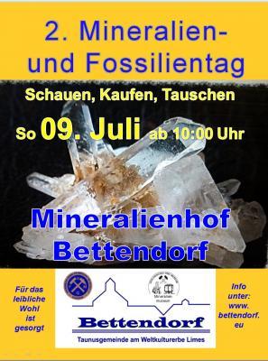 Mineralientag