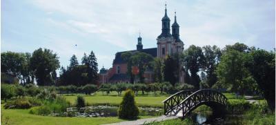 """Bild 01: Zisterzienserkloster """"Paradies von Muttergott"""", Gościkowo"""