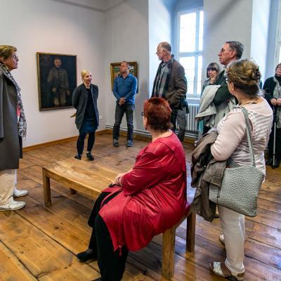 Führung Kunstsammlung Lausitz Foto- Museum OSL