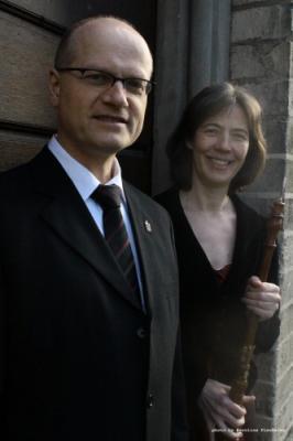 Karla Schröter und Willi Kronberg