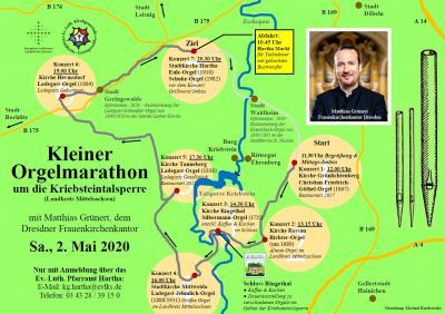Plan Orgelmarathon