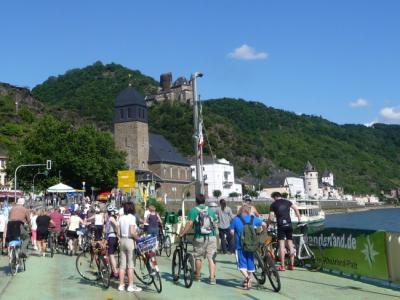 Radfahrtage zwischen Aar und Rhein
