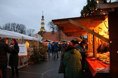 Dornumer Weihnachtsmarkt