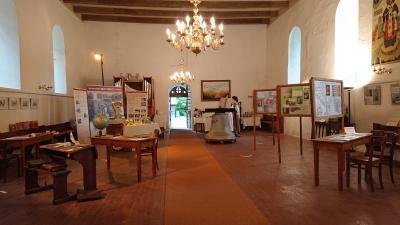 Einblick in die Ausstellung (c) Silvia Ballerstedt