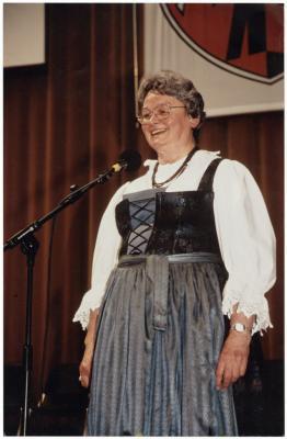 Walli Richter (1935 - 2020)