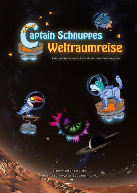 Captain Schnuppes Weltraumreise