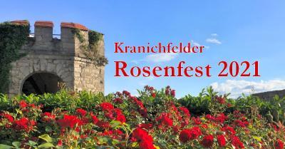 Rosengarten an der Niederburg