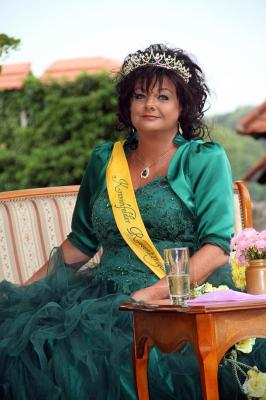 Kranichfelder Rosenkönigin Jana