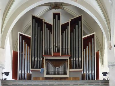 Herzliche Einladung zum Orgelklang am 3. Sonntag im Advent in Beelitz.