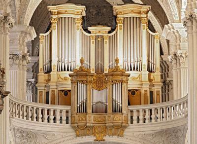 Orgel, St. Andreas Düsseldorf