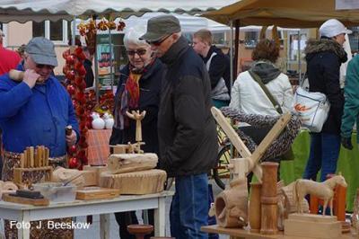 Kunsthandwerkermarkt Rheinsberg