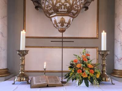 Gottesdienst in der St.-Petri-Kirche