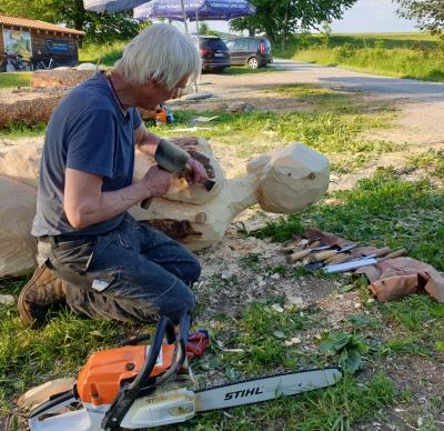 Bildhauertage in 2019