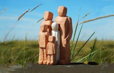 Andrea Ohlsen, Skulpturen