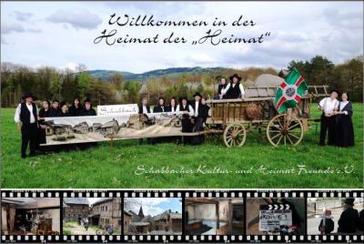 """Willkommen in der Heimat der """"Heimat"""""""