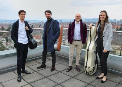 zART Quartett