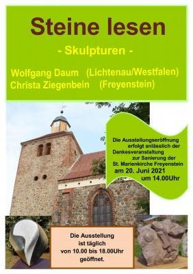 Ausstellung in der St.Marienkirche