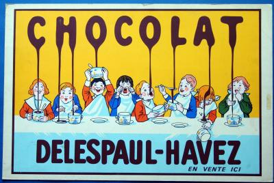 Werbung Chocolat