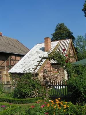 Historisches Backhaus, ab April Hofladen