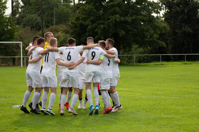 Fotoalbum FSV Dauernheim - VfR Wenings (3:1) Pokal Halbfinale 19/20
