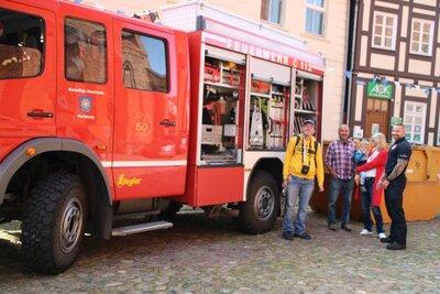 Fotoalbum Rolandtag in Perleberg