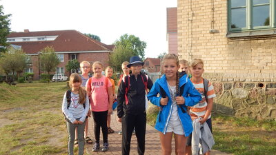 Fotoalbum Schwimmlager Klasse 4