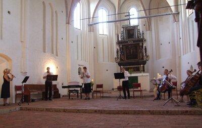 Fotoalbum Konzert in Kuppentin