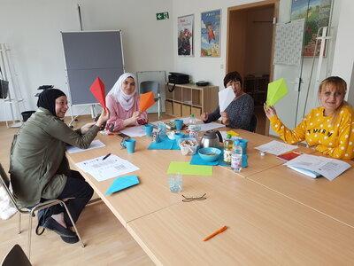 Fotoalbum Unser Projekt Rucksack Schule startet wieder!