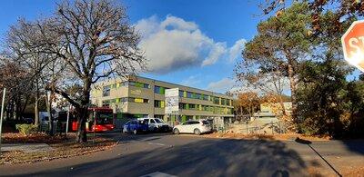 Fotoalbum erste Bilder aus der neuen Schule