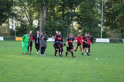 Fotoalbum Häsener SV - FC Falkenthaler Füchse