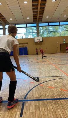 Foto des Albums: Hockeyhallencamp in den Herbstferien (26.10.2020)